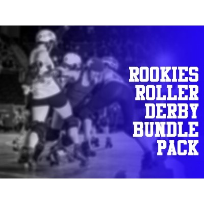 Rookies Roller Derby Bundle Pack