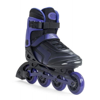 SFR Air X-Pro 80 Inline Skates Black/Purple