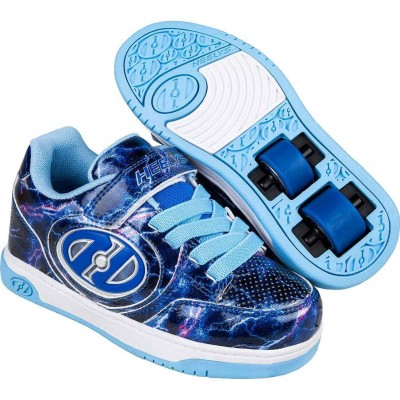 Heelys X2 Plus Lighted HE100618 - Purple/Blue