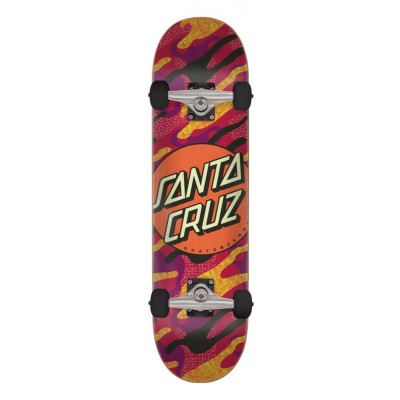 """Santa Cruz Primary Dot Complete Skateboard - 7.75"""""""