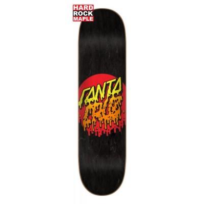 """Santa Cruz Rad Dot Price Point Skateboard Deck Black - 8.0"""""""