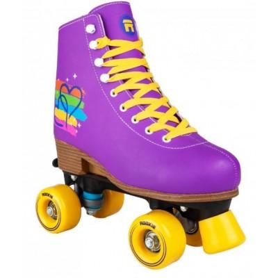 Rookie Adjustable Passion Roller Skate - Purple