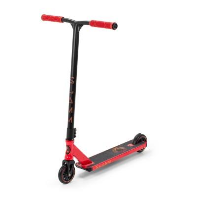 Slamm Urban V8 Complete Scooter - Red