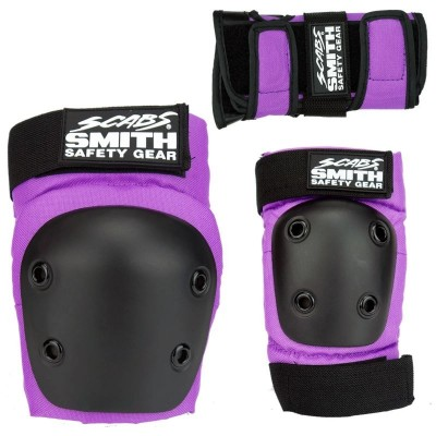 Smith Scabs Youth Triple Set - Purple