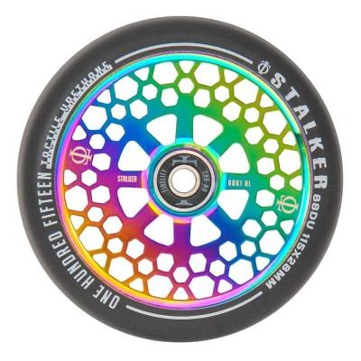Oath Stalker Scooter Wheel - Neochrome