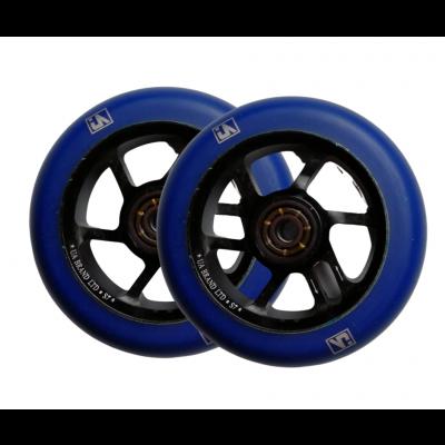 UrbanArtt S7 Scooter  Wheels 100mm - Blue/Black