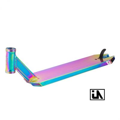 UrbanArtt Primo Evo V2 Scooter Deck - Rainbow
