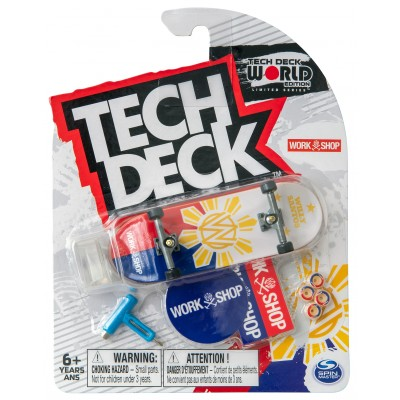 Tech Deck 96mm Fingerboard M16 - Willy Workshop
