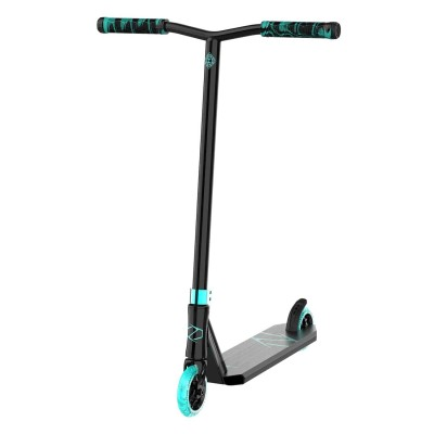 Fuzion Z250 Complete Scooter 2021 Black/Teal