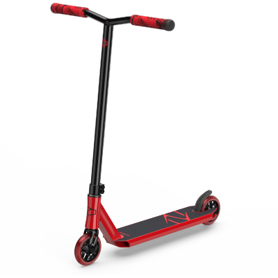 Fuzion Z250 Complete Scooter 2021 red