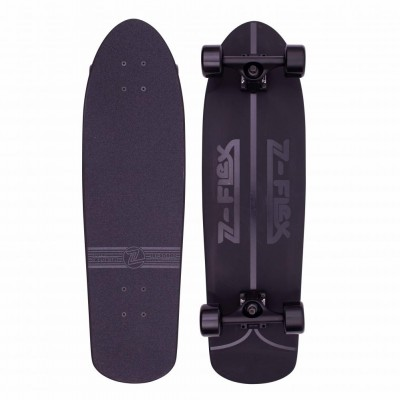 Z-Flex Shadow Lurker Shorebreak	Longboard Black 30""