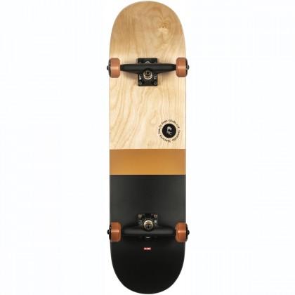 """Globe G2 Half Dip 2 Skateboard 8.25"""" - Natural/Pecan"""