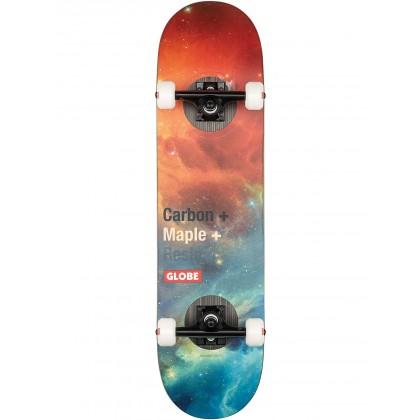"Globe G3 Bar Impact/Olive Complete Skateboard - 8.0"""