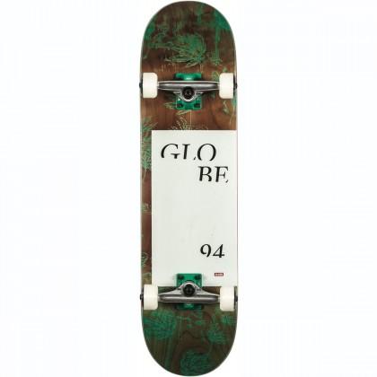 "Globe G2 Typhoon Skateboard 8.125"" - Green"