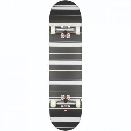 """Globe G1 Moonshine Complete Skateboard 8"""" - Black Dye"""