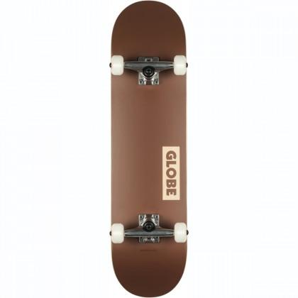 """Globe Goodstock Skateboard 8.5"""" - Clay"""
