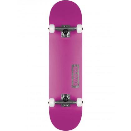 "Globe Goodstock Skateboard 8.25"" - Neon Purple"