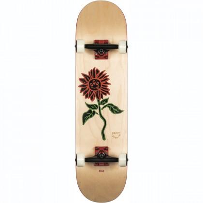"Globe G2 Bloom Skateboard 8.0"" - Natural"