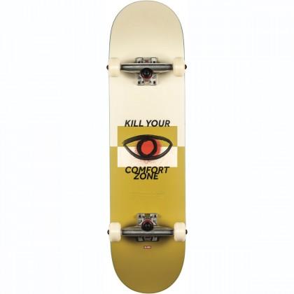 "Globe G1 Comfort Zone Skateboard 8.125"" - COF/Curry"
