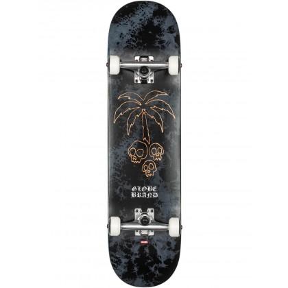 "Globe G1 Natives Black/Copper Complete Skateboard - 8.0"""