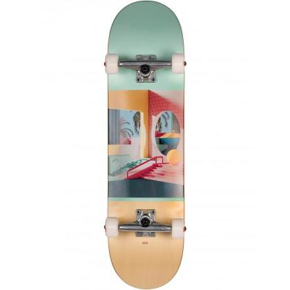 "Globe G2 Tarka Plaza Complete Skateboard - 8.375"""