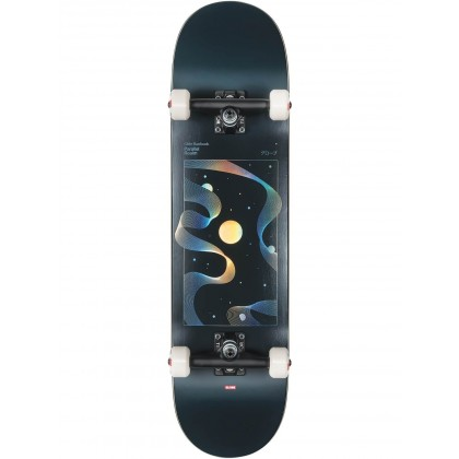 """Globe G2 Parallel Midnight Prism/Realm Complete Skateboard - 8.25"""""""
