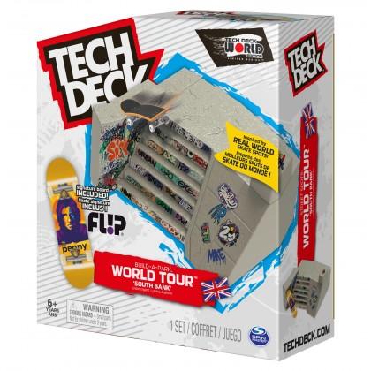 Tech Deck Build a Park World Tour - South Bank