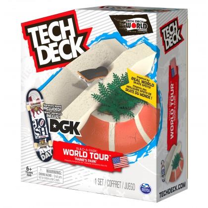 Tech Deck Build a Park World Tour - Paines Park