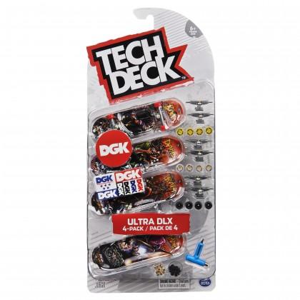 Tech Deck Fingerboard Assorted Pack - DGK Pack 2