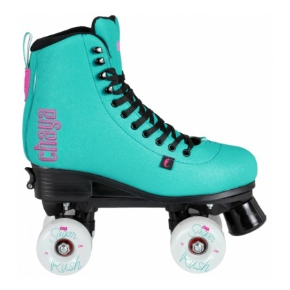 Chaya Bliss Adjustable Roller Skates - Turquoise
