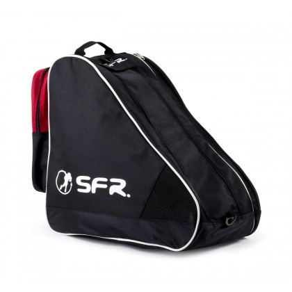SFR Large Ice & Skate Bag II Black/Red