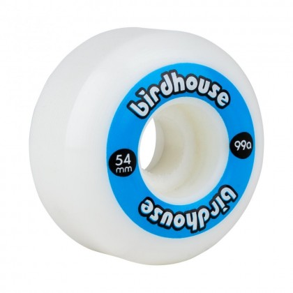 Birdhouse Logo 54mm Skateboard Wheels - Blue
