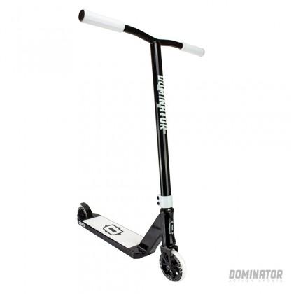Dominator Sniper Complete Scooter - Black / White