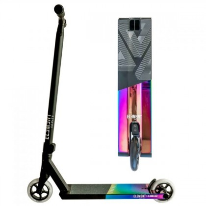Drone Element V1 Complete Scooter – Black/Neochrome