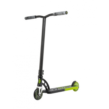 MGP Origin Pro Faded Stunt Scooter - Black/Green