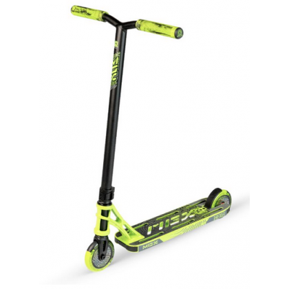 "MGP S1 Shredder 4.5"" Scooter - Green/Black"