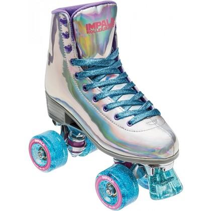 Impala Quad Roller Skate - Holographic