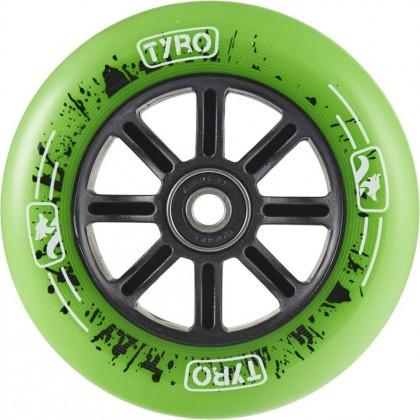 Longway Tyro Nylon Core Pro 110mm Scooter Wheels - Green