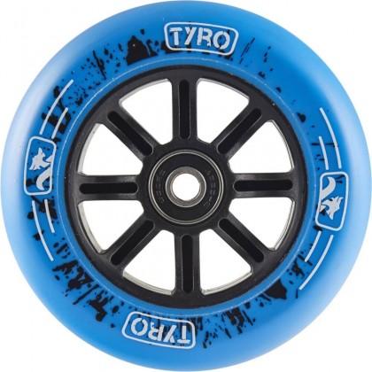 Longway Tyro Nylon Core Pro 100mm Scooter Wheels - Blue