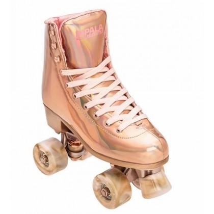Impala Quad Roller Skate - Marawa Rose Gold