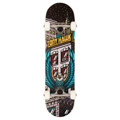 "Tony Hawk SS 180 Downtown Mini Complete Skateboard - 7.375"""