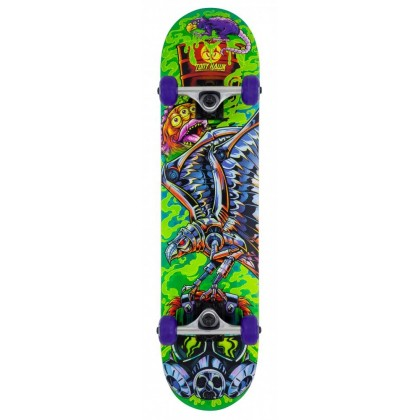 "Tony Hawk SS 360 Toxic Complete Skateboard - 7.5"""