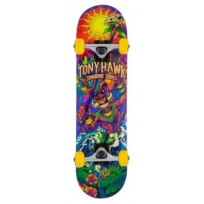 "Tony Hawk SS 360 Utopia Mini Complete Skateboard - 7.25"""