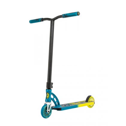 MGP Origin Pro Faded Stunt Scooter - Petrol/Yellow