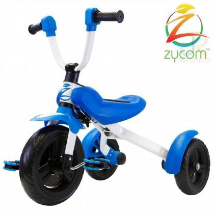 Zycom Folding Z-Trike - Boys Blue / White