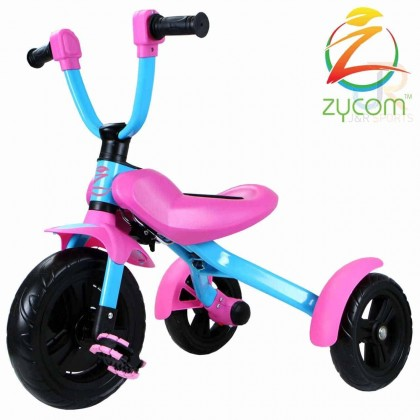 Zycom Folding ZTrike - Girls Pink / Sky Blue